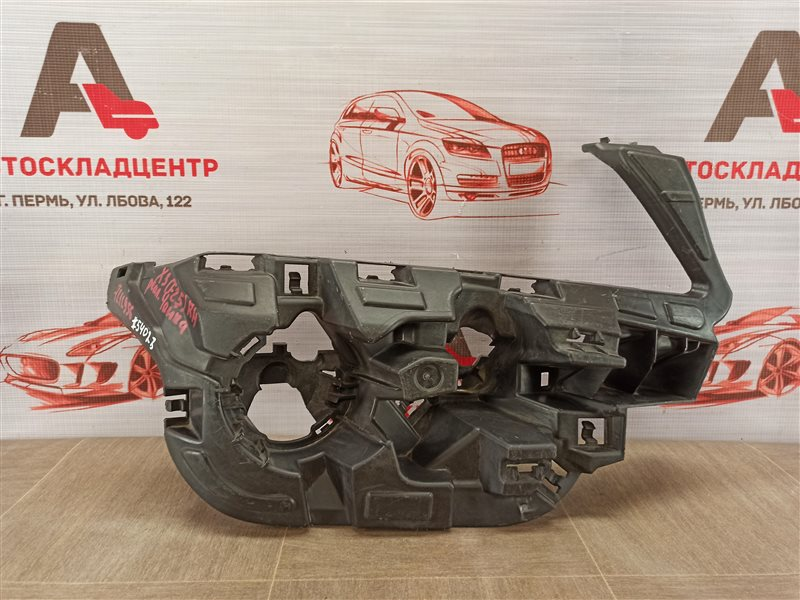 Кронштейн бампера переднего боковой Bmw X3-Series (F25) 2010-2017 правый