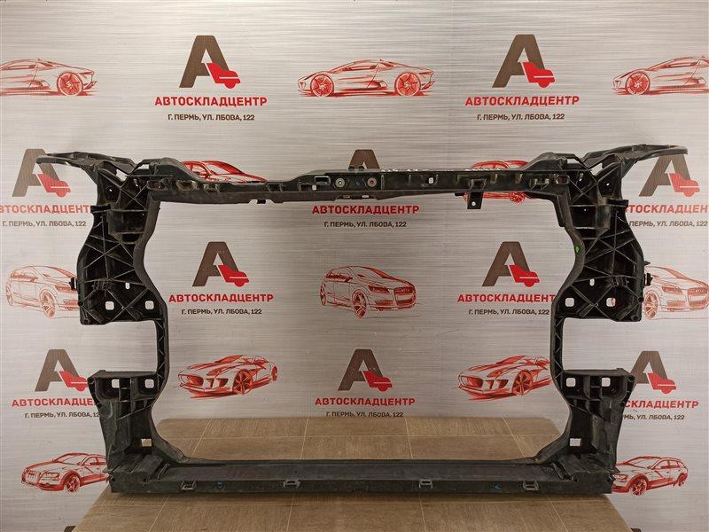 Панель передка (телевизор) - рамка радиатора Audi Q5 (2016-Н.в.)