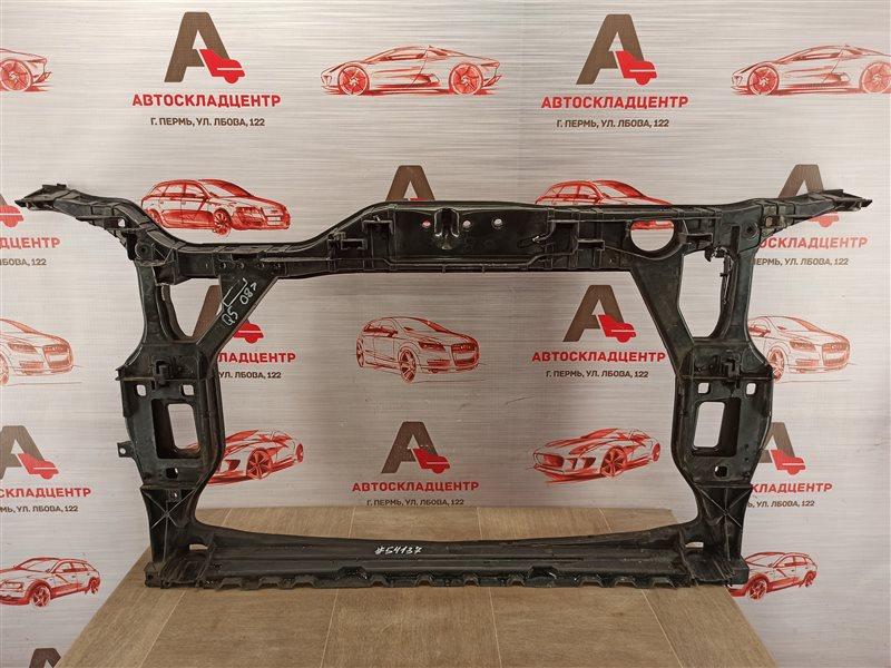Панель передка (телевизор) - рамка радиатора Audi Q5 (2008-2017)