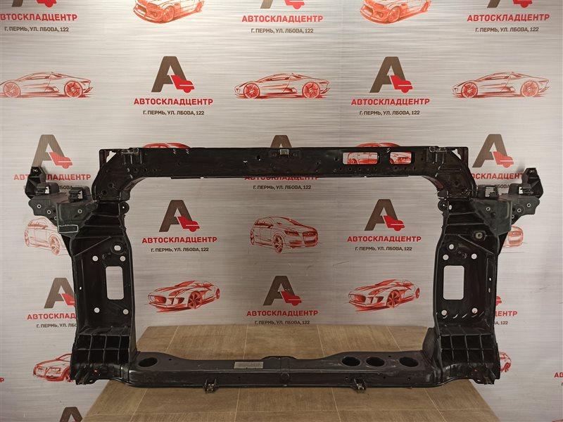 Панель передка (телевизор) - рамка радиатора Hyundai Tucson (2015-Н.в.)
