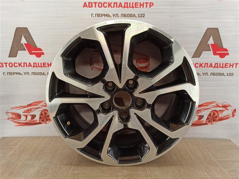 Диск колеса (литой) Renault Arkana (2018-Н.в.)
