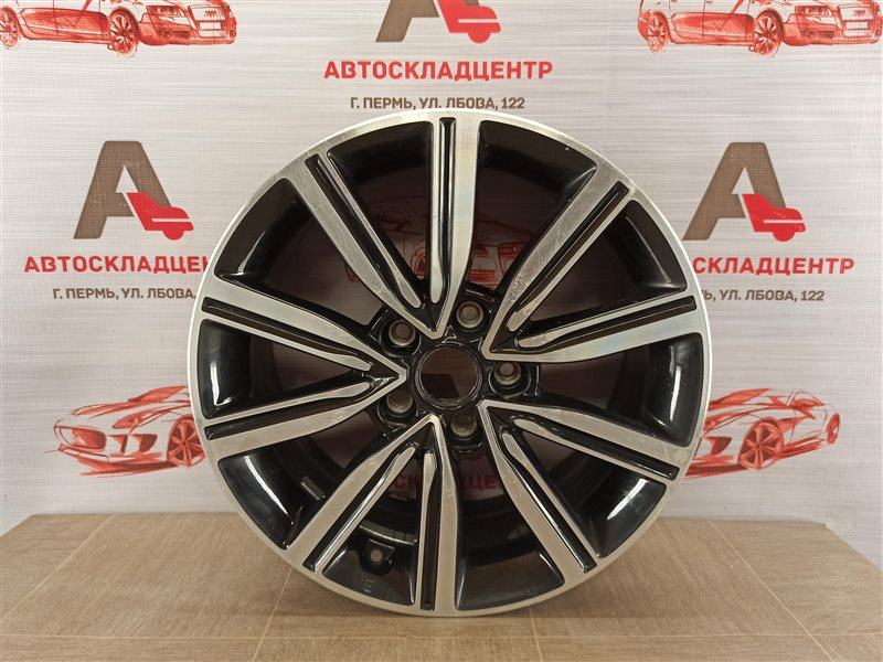 Диск колеса (литой) Kia Optima (2015-2020) 2018