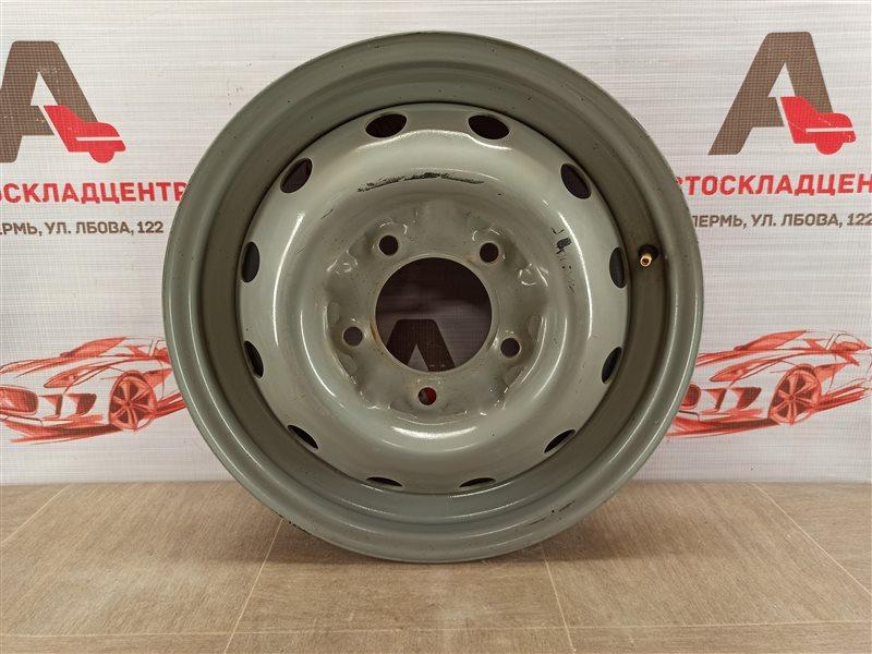 Диск колеса (штампованный) Lada 4Х4 (Нива)
