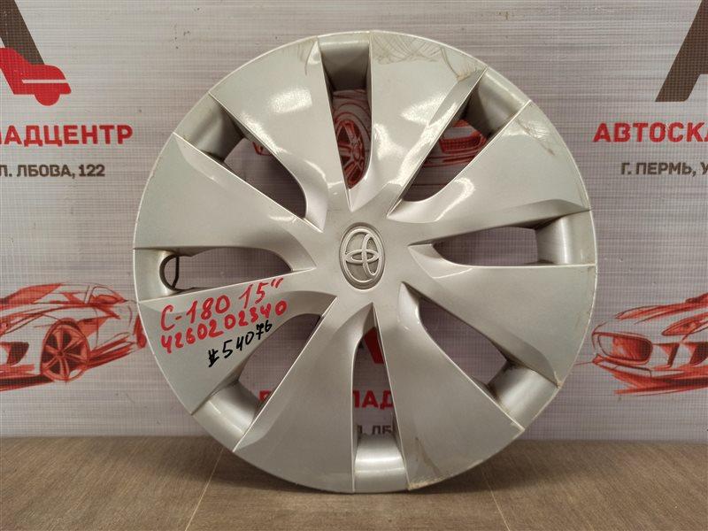 Колпак колесного диска Toyota Corolla (E18_) 2012-2019