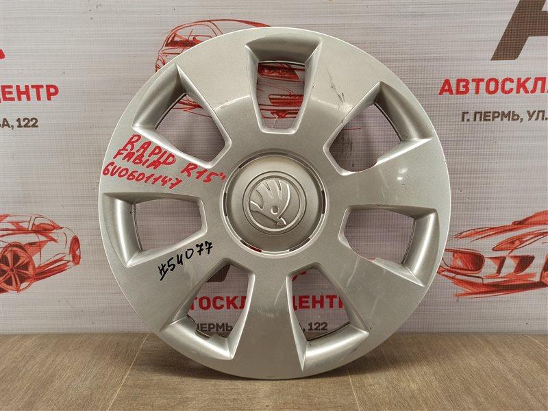 Колпак колесного диска Skoda Rapid (2012-2020)