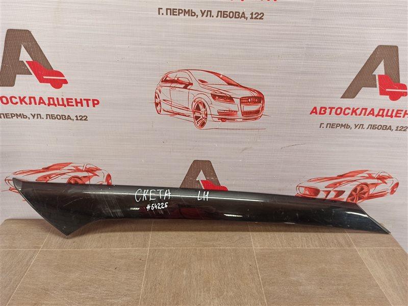 Молдинг ветрового стекла Hyundai Creta (2015-Н.в.) левый