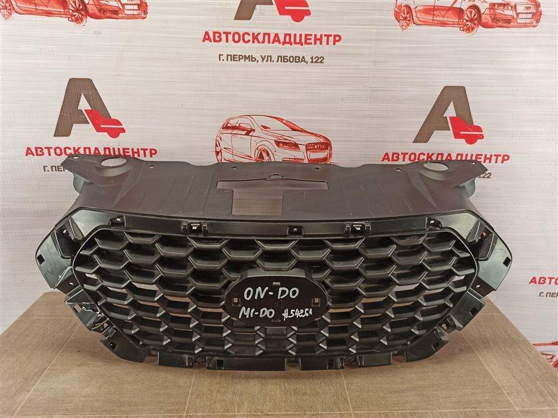Решетка радиатора Datsun Mi-Do (2014-Н.в.)