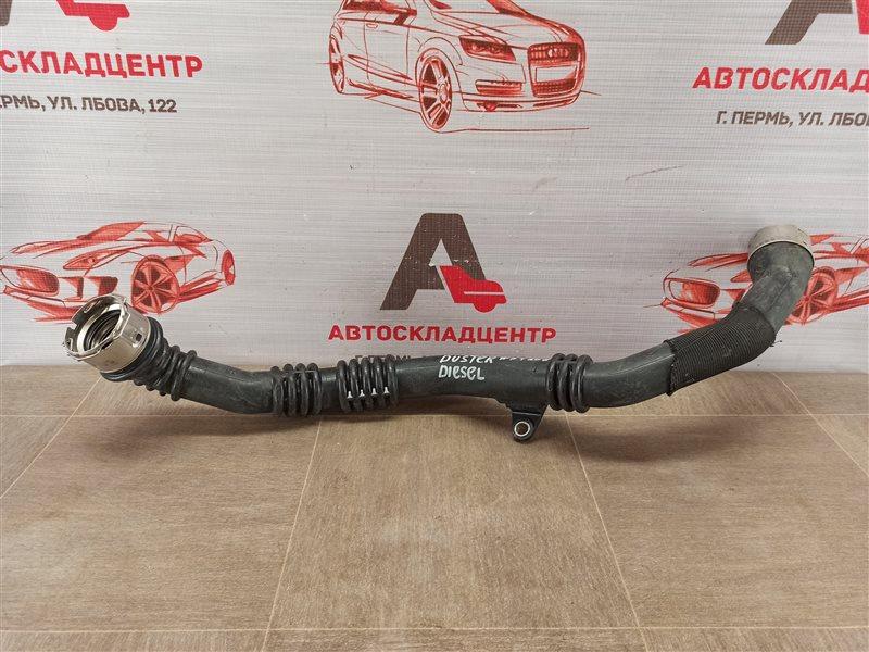 Воздуховод - патрубок турбины Renault Duster (2010-Н.в.)