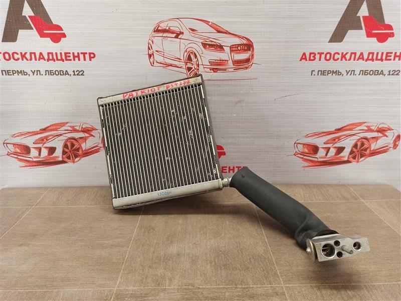Радиатор-испаритель кондиционера Уаз Patriot