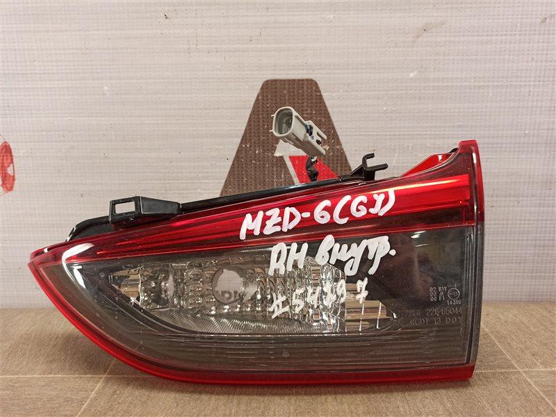 Фонарь правый - вставка в дверь / крышку багажника Mazda Mazda 6 (Gj) 2012-Н.в.