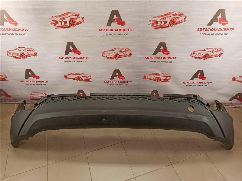 Бампер задний Hyundai Tucson (2015-Н.в.) 2015 нижний
