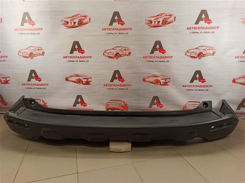 Бампер задний Honda Cr-V 3 (2007-2012) 2007 нижний