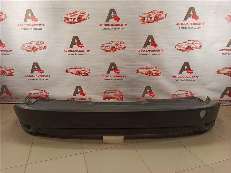Спойлер (накладка) бампера заднего Ford Focus 3 2010-2019