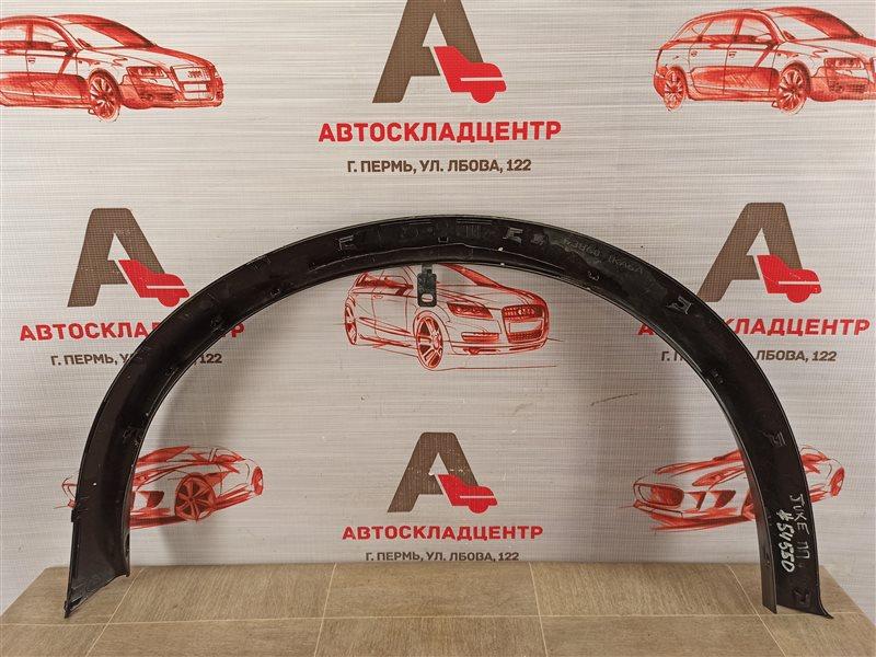 Накладка ( расширитель ) арки крыла - перед справа Nissan Juke (2011-2020)