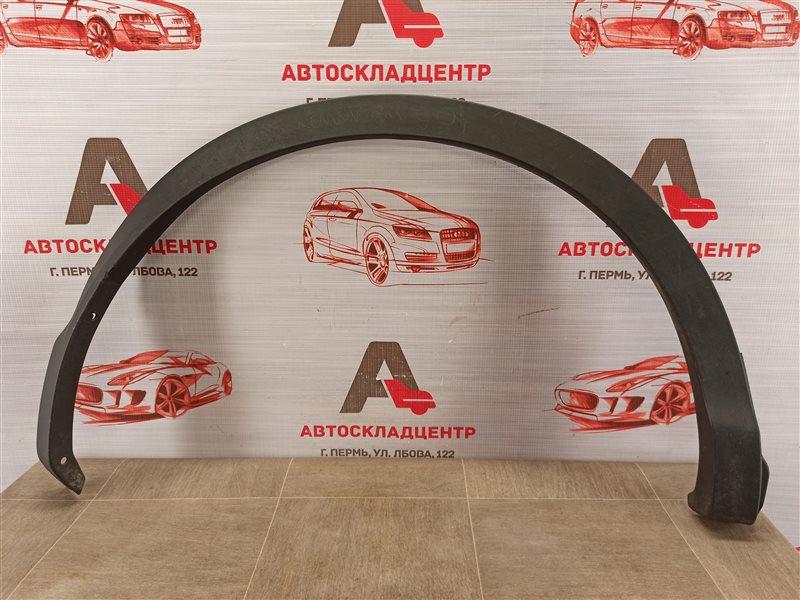 Накладка ( расширитель ) арки крыла - сзади справа Nissan Qashqai (2013-Н.в.) 2013