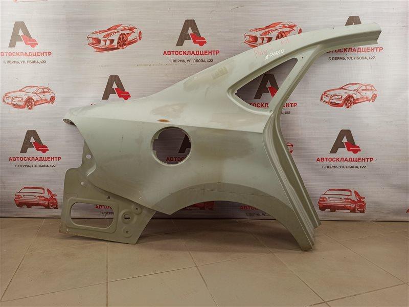 Крыло заднее правое Volkswagen Polo (Mk5) Седан 2010-2020