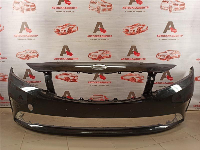 Бампер передний Kia Cerato (2013-Н.в.) 2016
