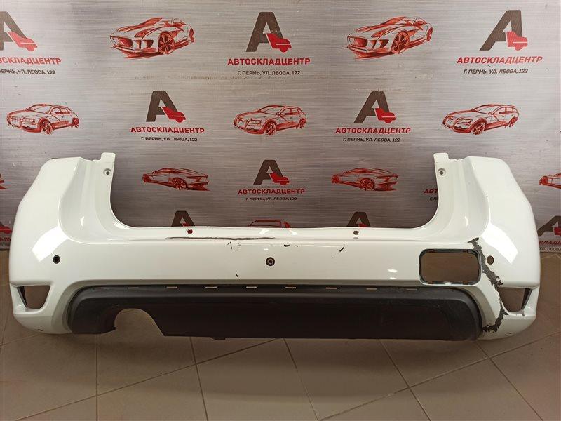 Бампер задний Nissan Terrano (2014-Н.в.)