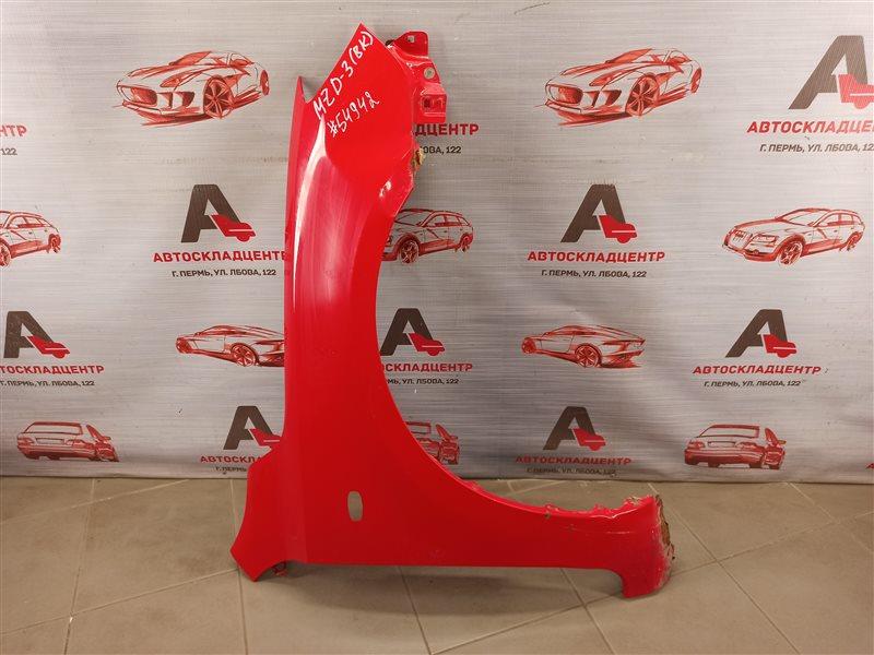 Крыло переднее правое Mazda Mazda 3 (Bk) 2003-2009