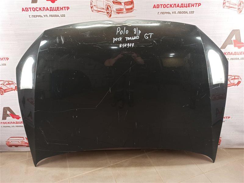 Капот Volkswagen Polo (Mk5) Седан 2010-2020