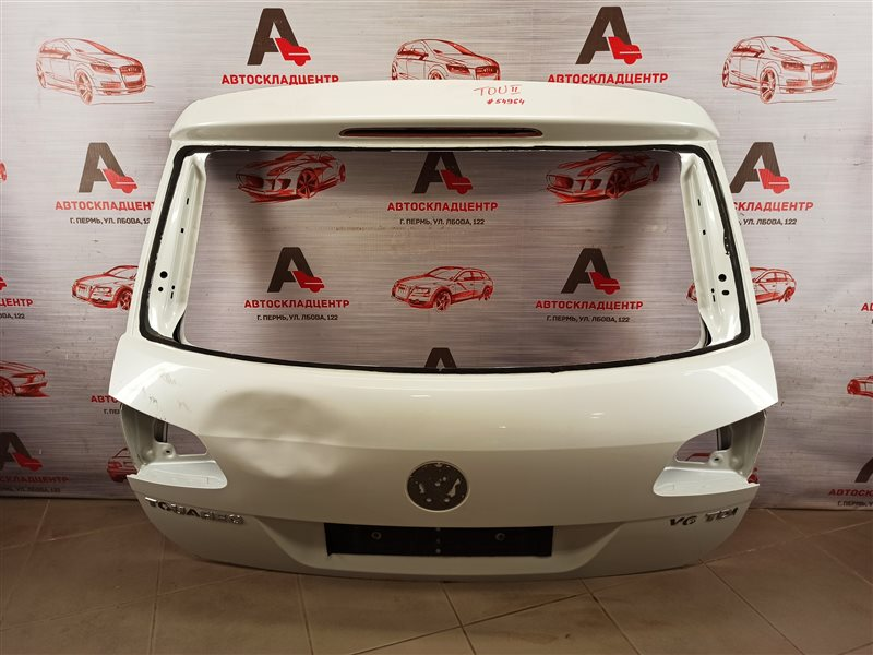 Дверь багажника Volkswagen Touareg (2010 - 2018)