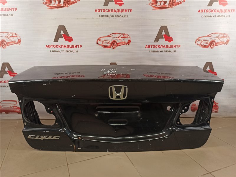 Крышка багажника Honda Civic 4D Седан (2005-2012)