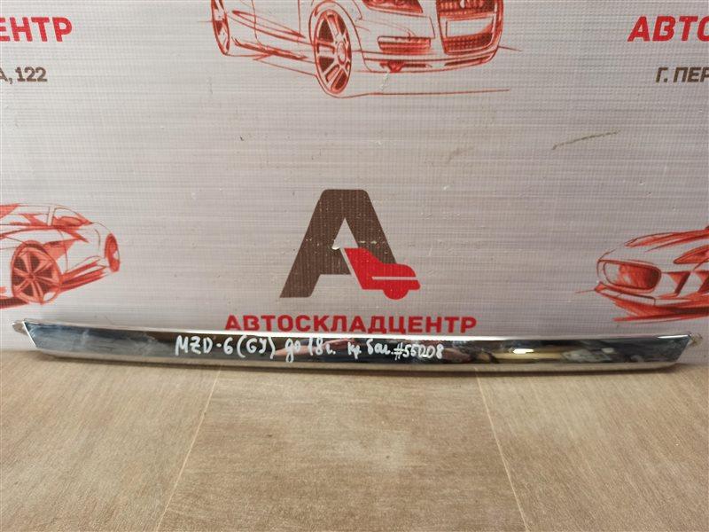 Накладка / молдинг крышки багажника Mazda Mazda 6 (Gj) 2012-Н.в.