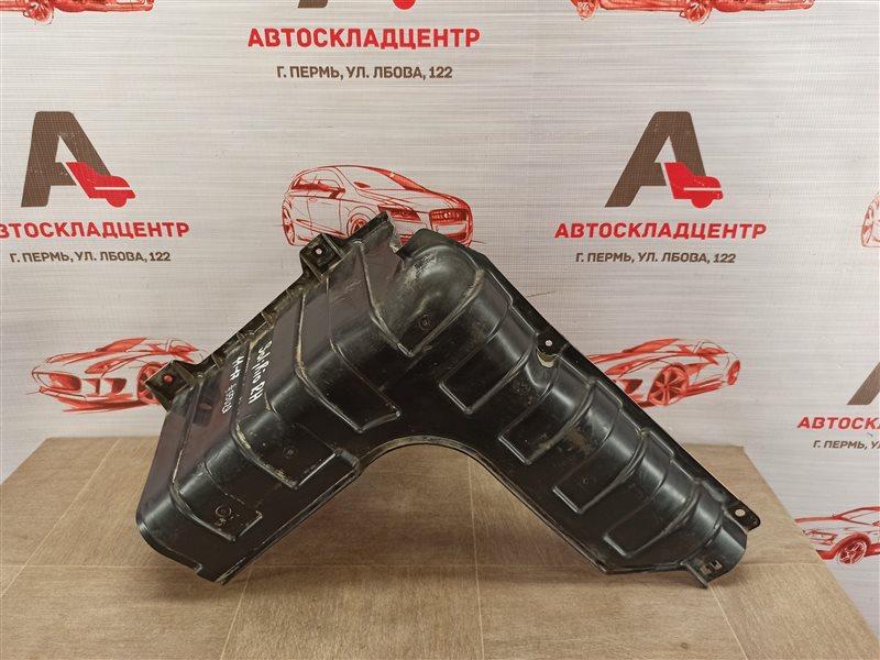 Защита моторного отсека - пыльник двс Kia Rio (2011-2017) правая