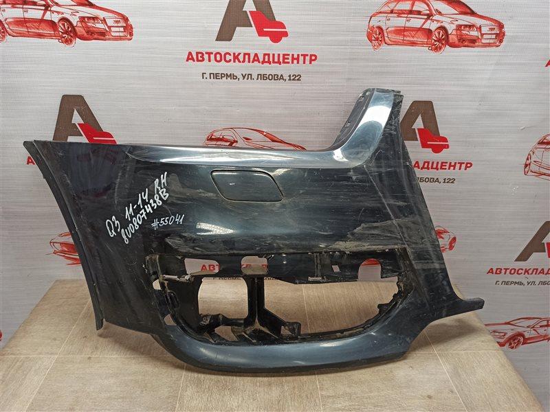 Бампер передний Audi Q3 (2011-2019) 2011 правый