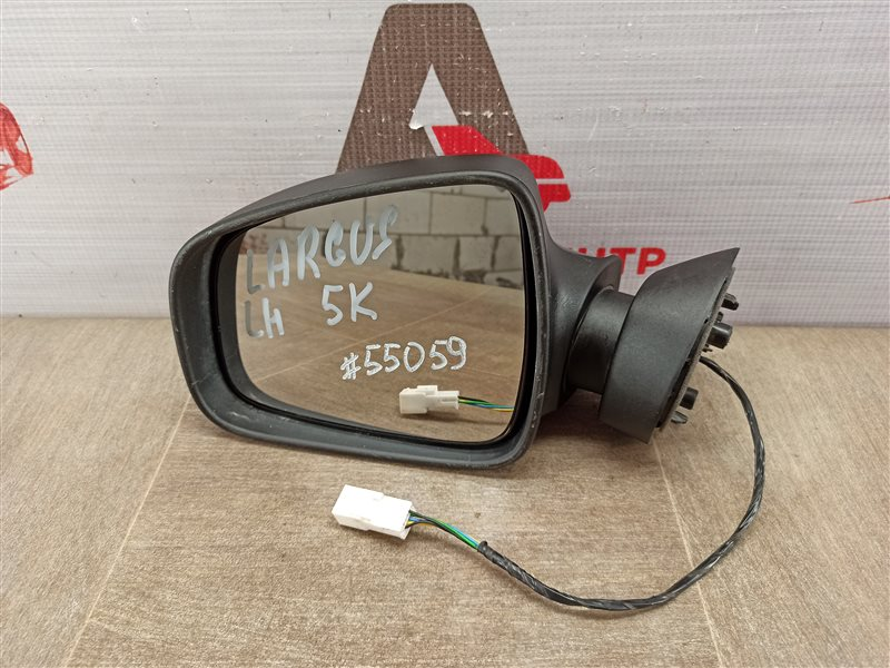 Зеркало левое Lada Largus