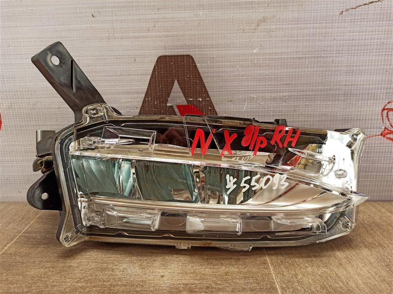 Фара противотуманная / дхо Lexus Nx -Series 2014-Н.в. 2014 правая