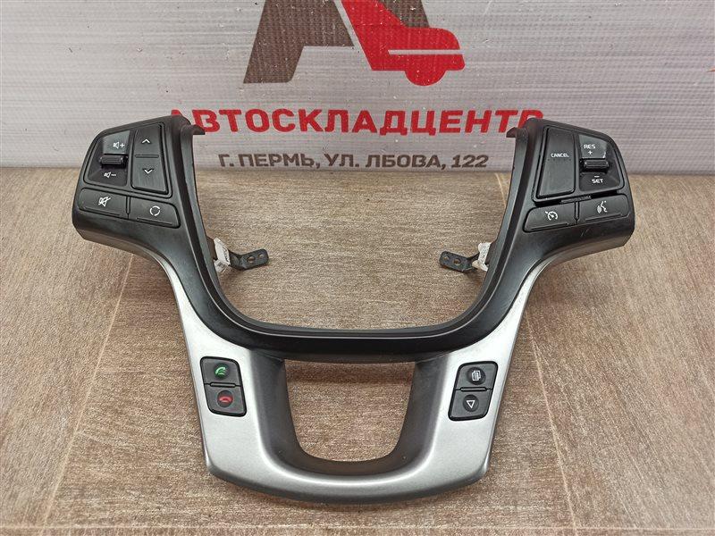 Рулевое колесо (руль) - накладка Kia Sorento (2009-Н.в.)