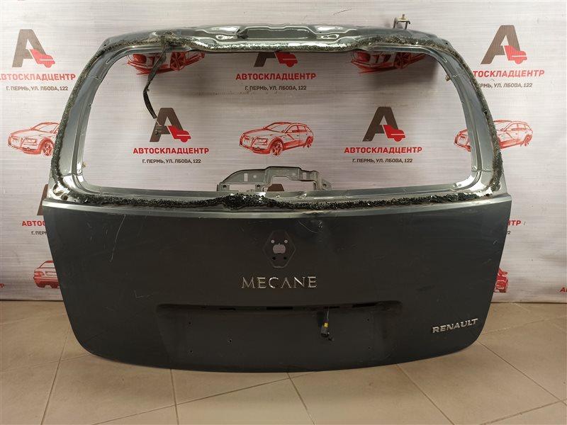 Дверь багажника Renault Megane (2002-2009)