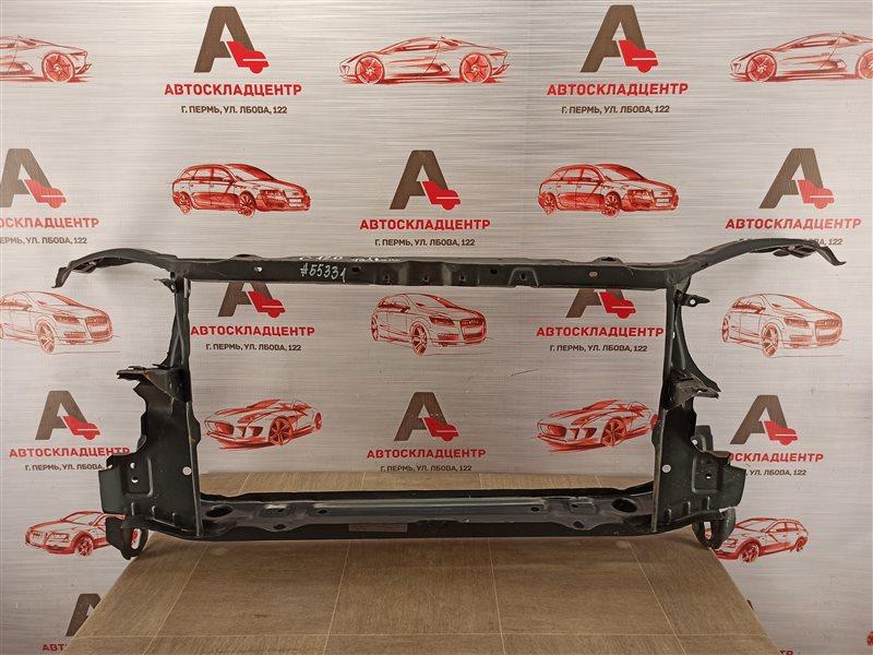 Панель передка (телевизор) - рамка радиатора Toyota Corolla (E12_) 2000-2007