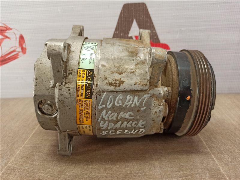 Компрессор (насос) кондиционера Renault Megane (1995-2003)
