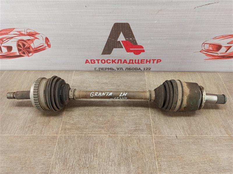 Привод колеса (шрус) Lada Granta левый