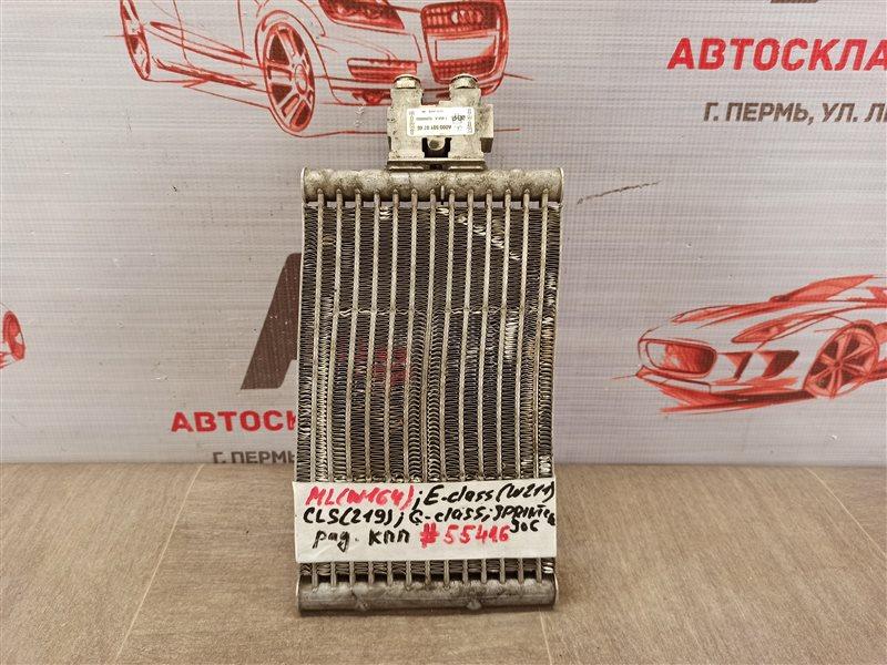 Радиатор дополнительный - охлаждение акпп Mercedes Clk-Klasse (C209) 2002-2010
