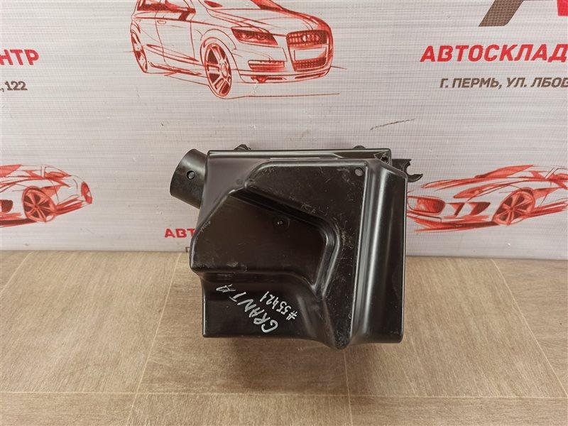 Корпус воздушного фильтра двигателя Lada Granta нижний