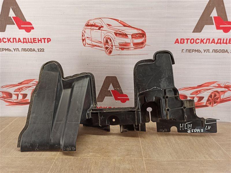Дефлектор воздушного потока основного радиатора Toyota Highlander (Xu50) 2013-Н.в. 2016 левый