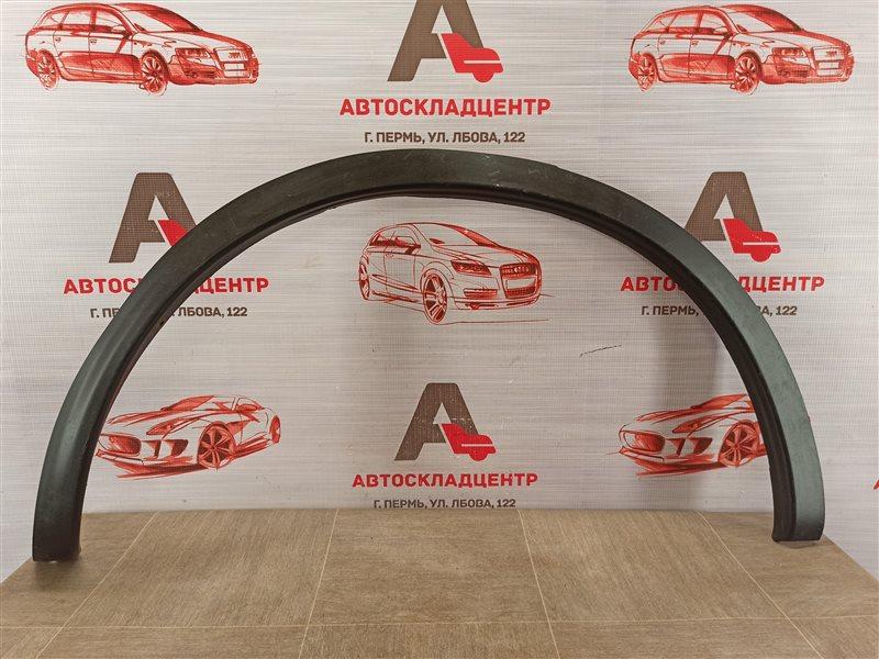 Накладка ( расширитель ) арки крыла - сзади справа Nissan Qashqai (2006-2013)