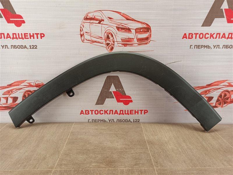 Накладка ( расширитель ) арки крыла - сзади слева Toyota Highlander (Xu50) 2013-Н.в.