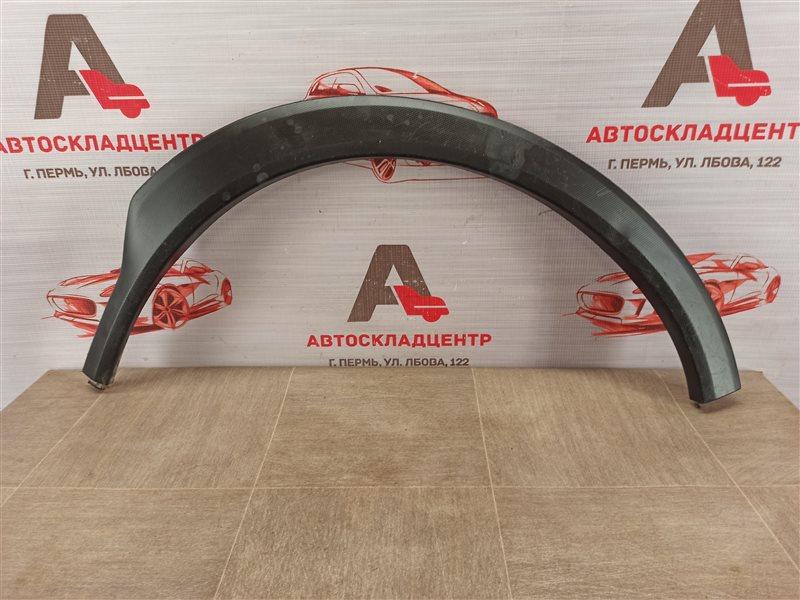 Накладка ( расширитель ) арки крыла - перед справа Subaru Xv (G33) 2011-2017