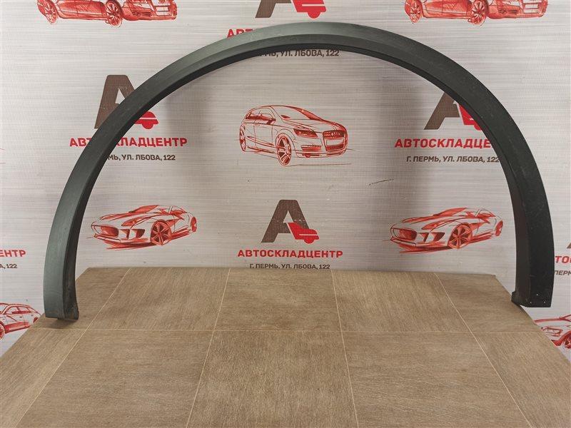 Накладка ( расширитель ) арки крыла - сзади справа Volkswagen Touareg (2018 - Н.в.)
