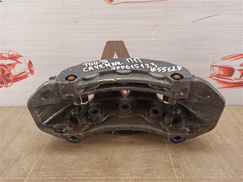 Тормозная система - суппорт Porsche Cayenne (2010-2018) передняя левая