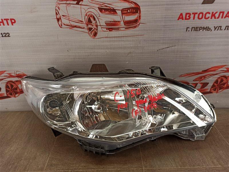 Фара правая Toyota Corolla (E15_) 2006-2013 2010