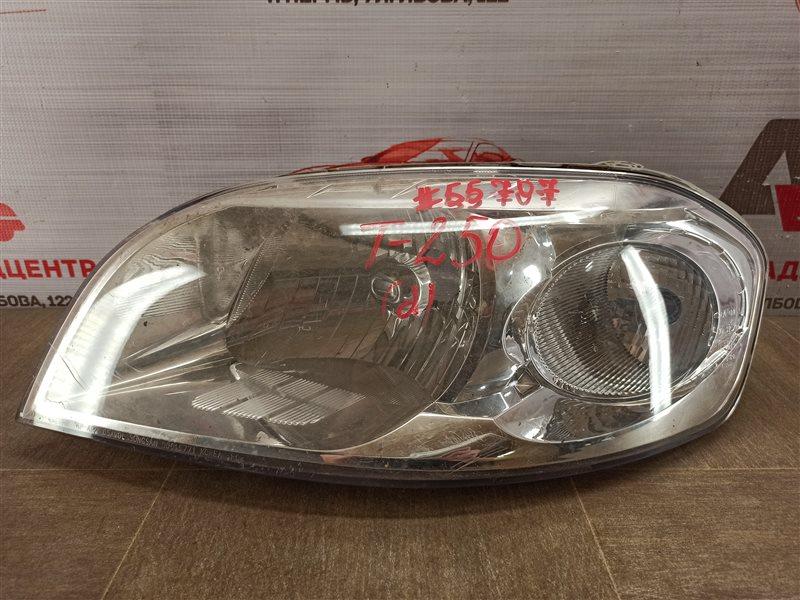 Фара левая Chevrolet Aveo 2002-2011 2005