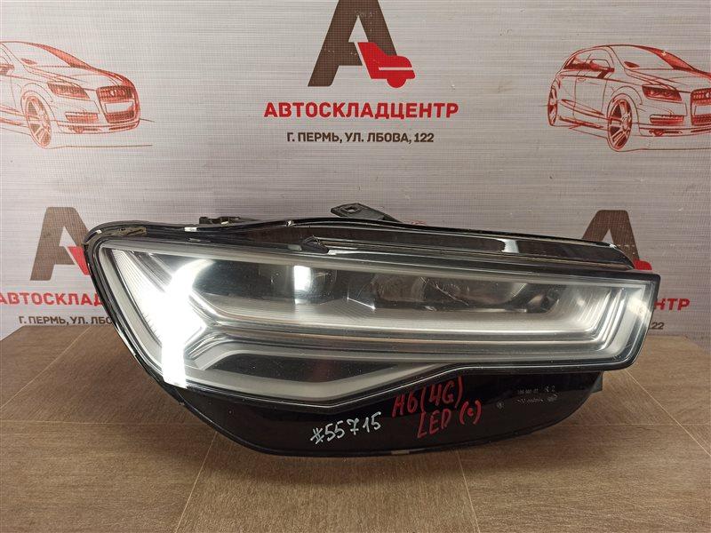 Фара правая Audi A6 (C7) 2010-2018 2014