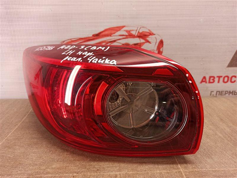 Фонарь левый Mazda Mazda 3 (Bm) 2013-Н.в.