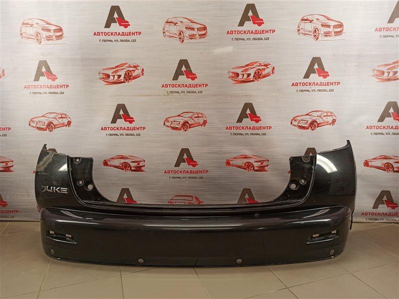 Бампер задний Nissan Juke (2011-2020) 2011 верхний