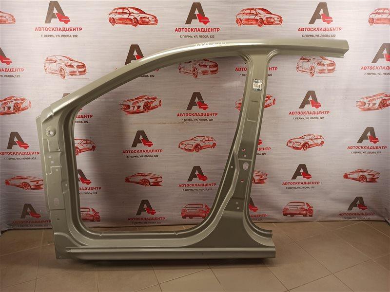 Кузов - боковина (обрезок) Lada X-Ray левый